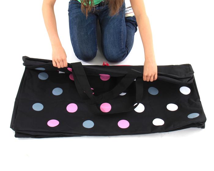 輪行キャリングバッグ折りたたみ方法(静止画)画像