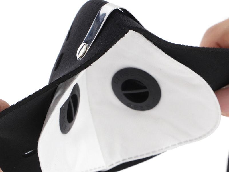 DCF212L-WH ダストシールドマスク専用交換フィルター 各部特徴画像