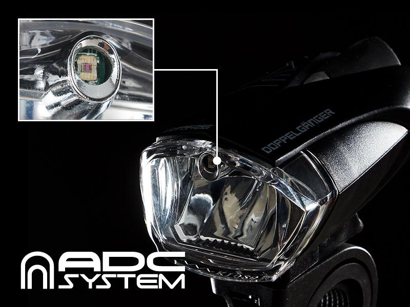 ロードトレースセンサーライトプロメインライト・デイライトを備えた次世代スマートライト画像