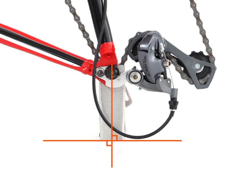 DCB328-BK コンパクト輪行キャリングバッグ 組立方法画像