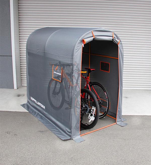 ストレージバイクガレージ画像