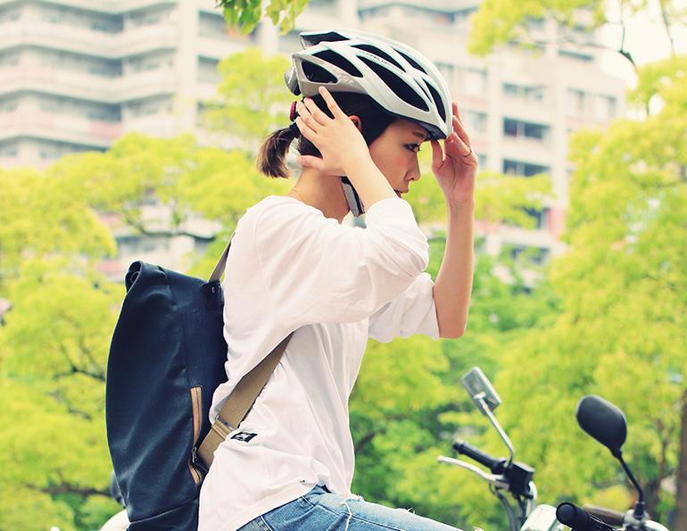 DHL361-WH ヘルメット 主な特徴画像