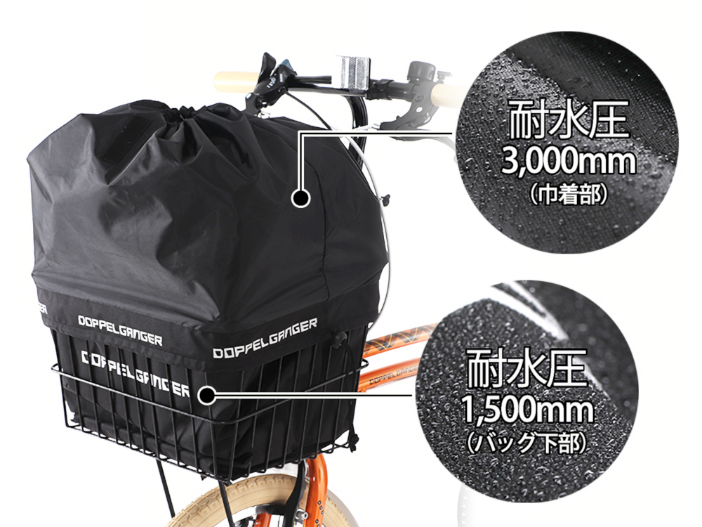 DBF365-BK マルチユーストートバッグ 各部特徴画像