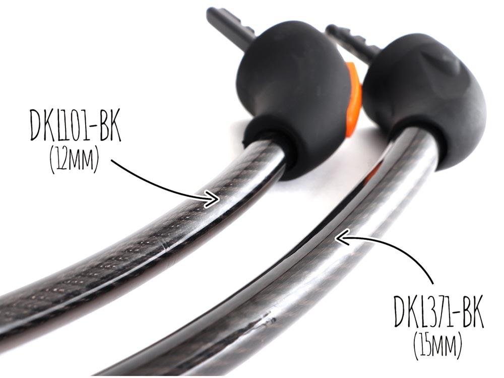 DKL371-BK ダイヤルコンボファットロック 主な特徴
