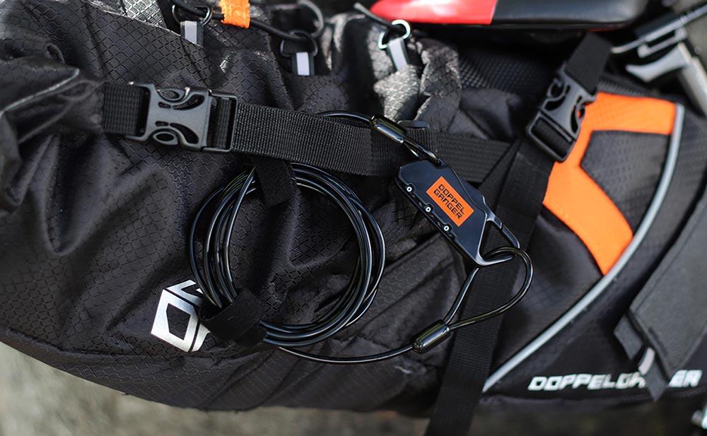 DKL425-DP ダイヤルコンボカラビナループロック 主な特徴