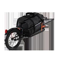 シングルホイールサイクルトレーラー