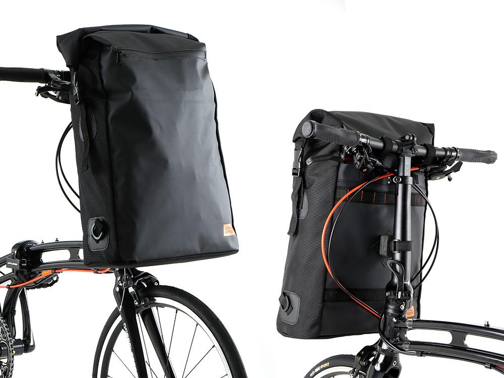 DFB407-DP 大容量フロントバッグ 主な特徴