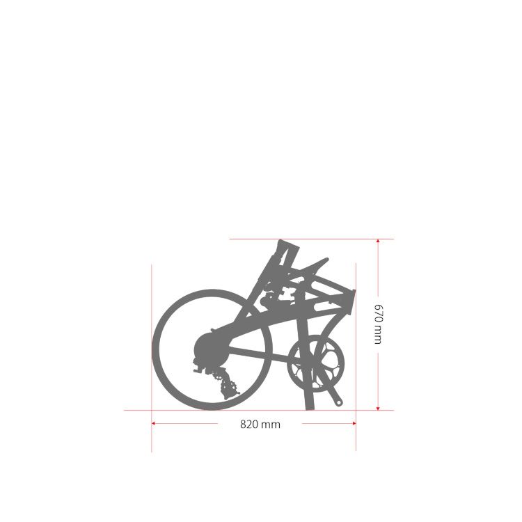 211-R-GY アサルトパック サイズ画像