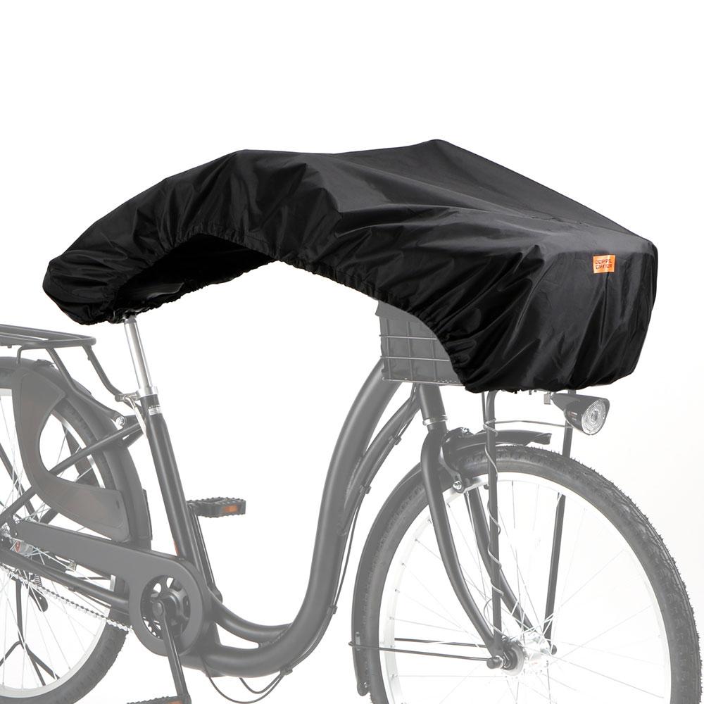 フロントバスケットカバー(自転車ハーフカバー付属)画像