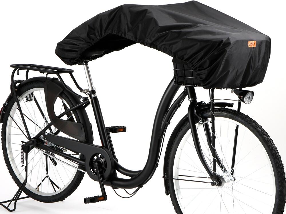 DBF457-BK フロントバスケットカバー(自転車ハーフカバー付属) 主な特徴の補足
