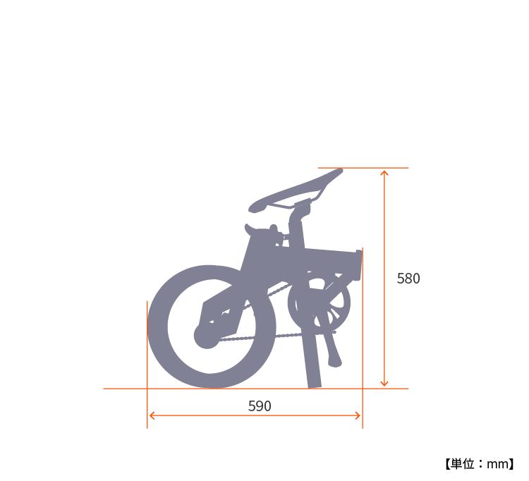 140-H-GY ハコベロ サイズ画像