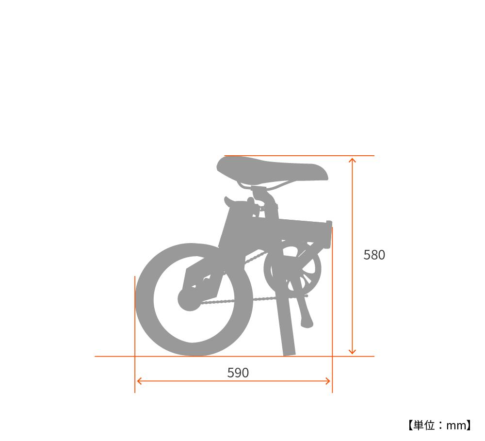 140-S-YL ハコベロ サイズ画像