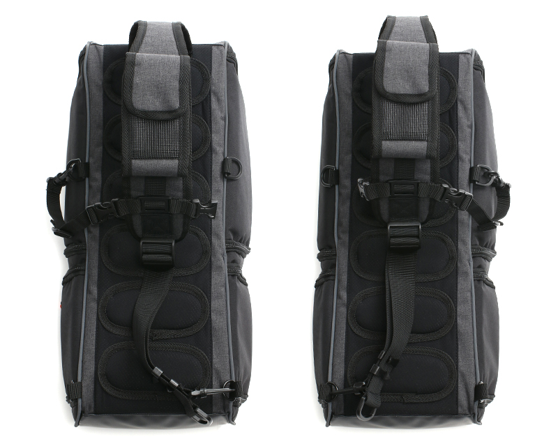 DBM461-BK バイシクルスリングバッグ 各部特徴画像