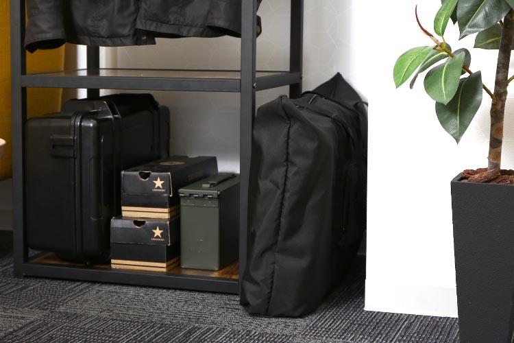 DCB471-GY フォルダブルスーツケース 主な特徴の補足