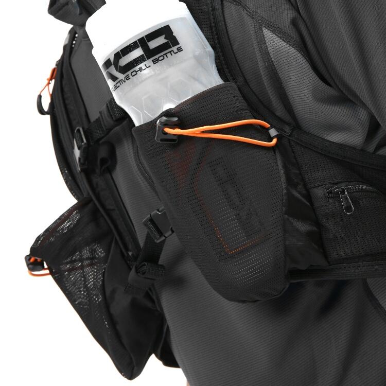 DBM449-BK ウェアラブルバックパック 主な特徴の補足