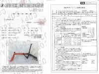 104-R-RD モーダル・ソウル 国内第三者試験による試験結果