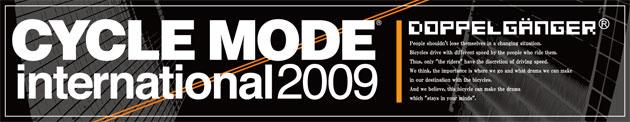 CYCLE MODE international 2009