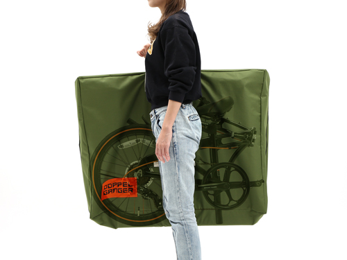 トラベロトート20インチ自転車収納イメージ画像