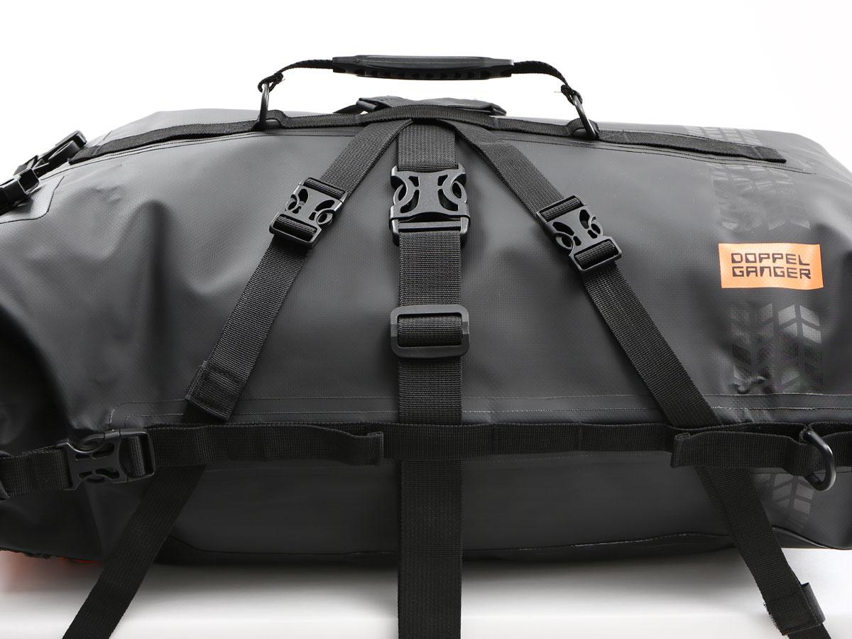 DBT427-BK ターポリンツーリングシートバッグ 主な特徴