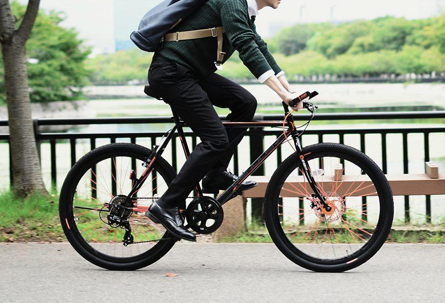 通学 クロス バイク