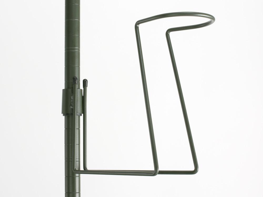 DDS534-KH ガレージワンポールラック 各部特徴画像