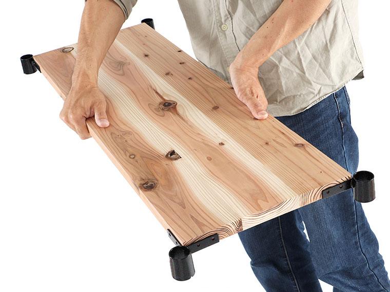 ボードベース棚板の作り方(静止画)画像