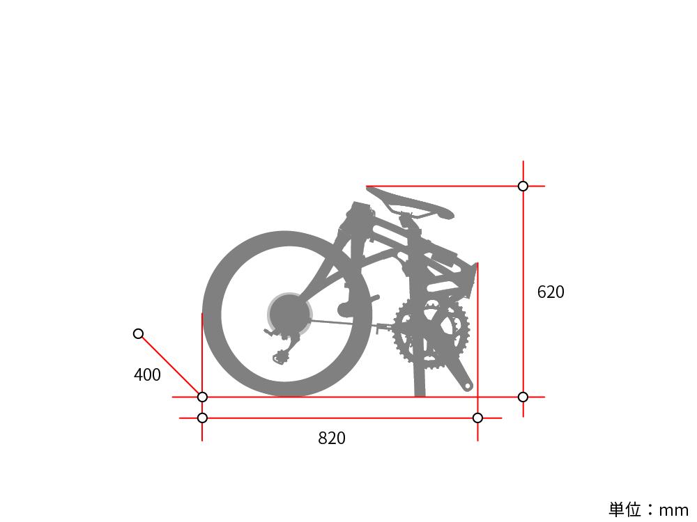 215-X-DP グレートシング サイズ画像