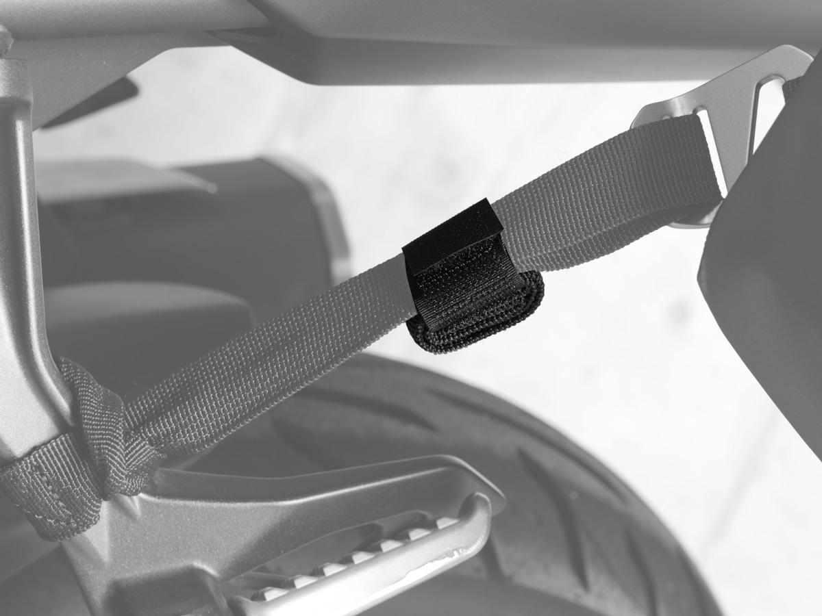 DBT509-BK ターポリンシングルサイドメッセンジャーバッグ 各部特徴画像