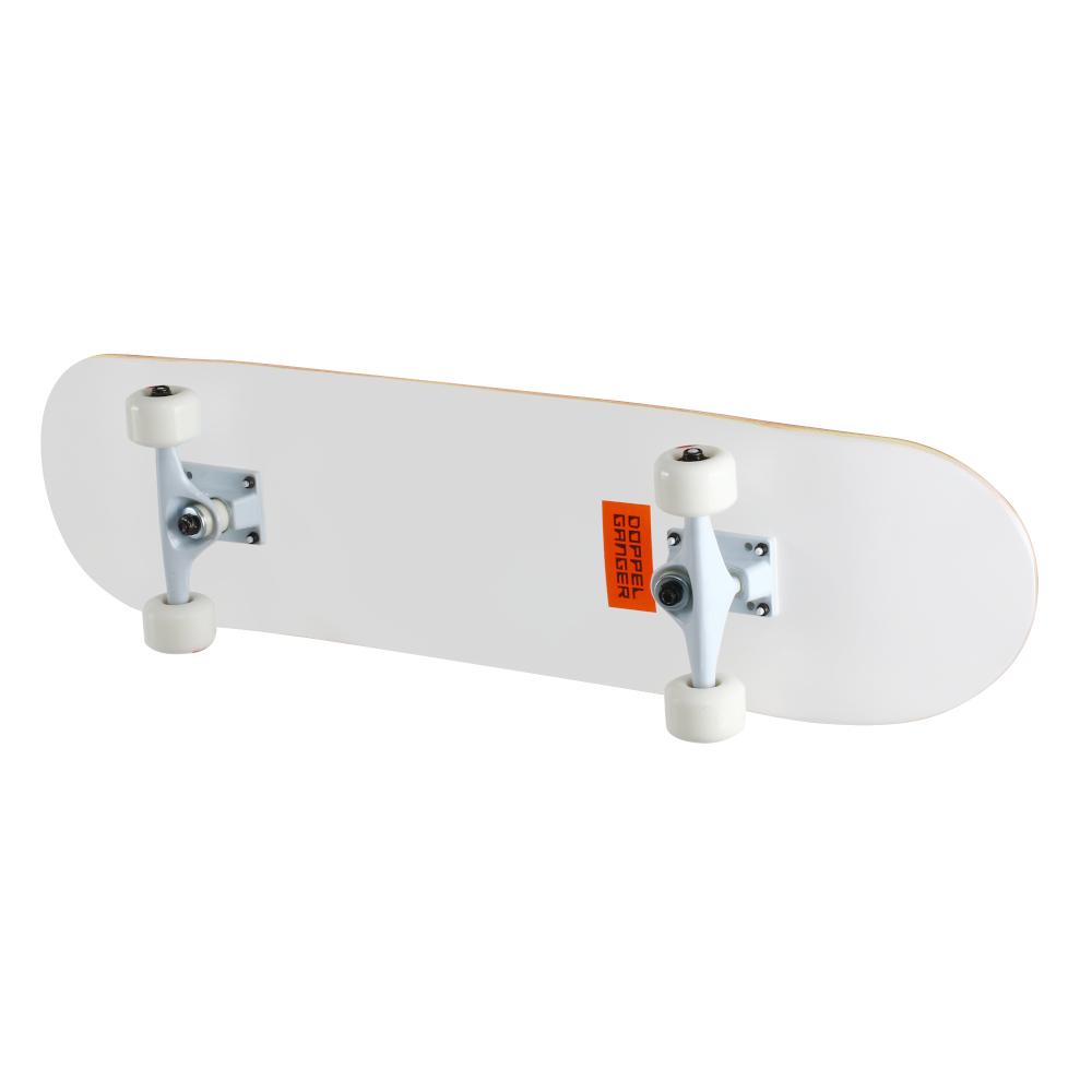 スケートボードコンプリートスケートボード DSB001-WH画像