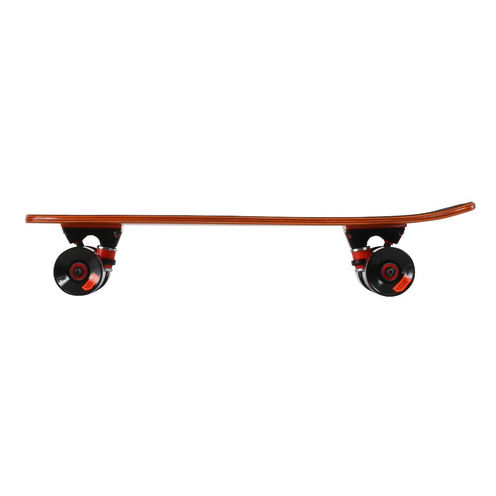 ミニクルーザースケートボードミニクルーザースケートボード DSB002-BR画像