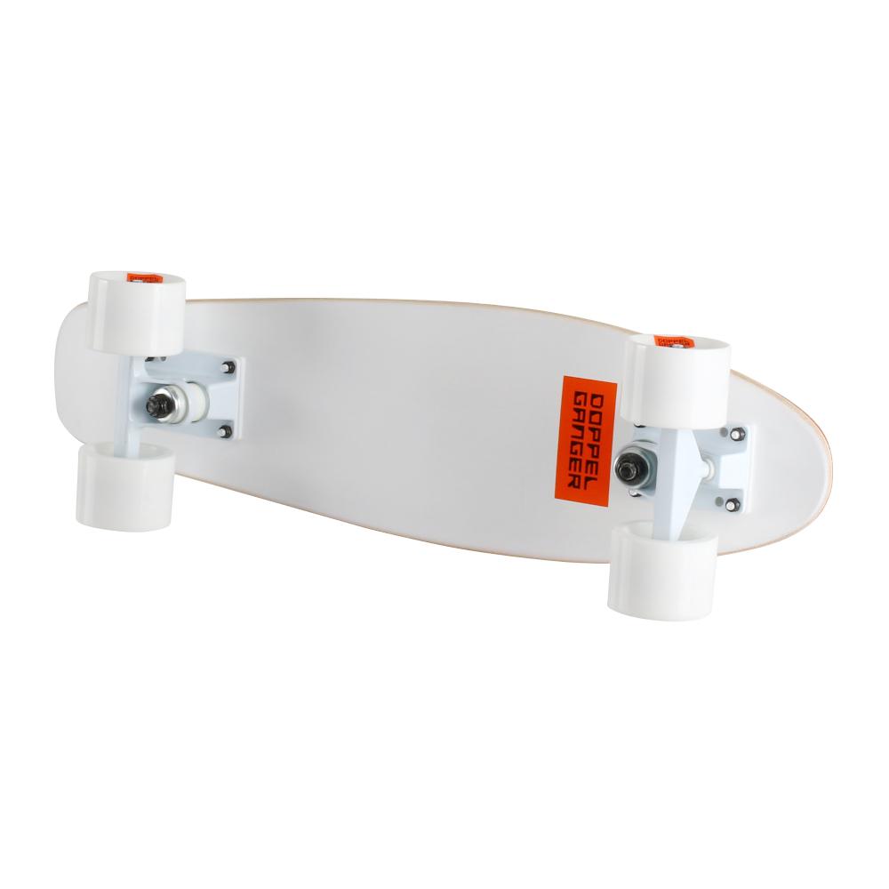 ミニクルーザースケートボードミニクルーザースケートボード DSB002-WH画像
