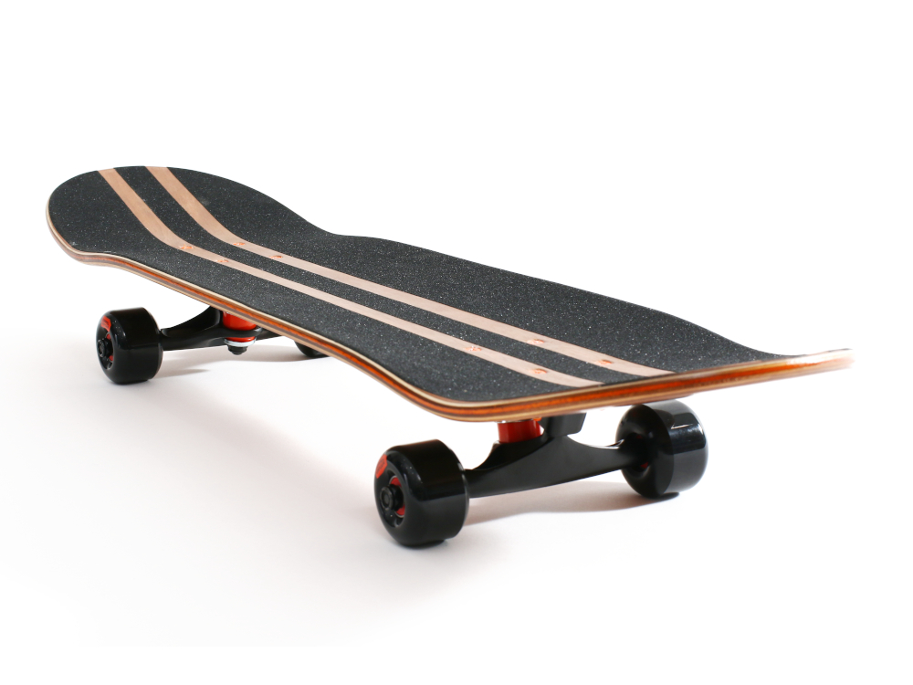 DSB001-BR スケートボード 各部特徴画像
