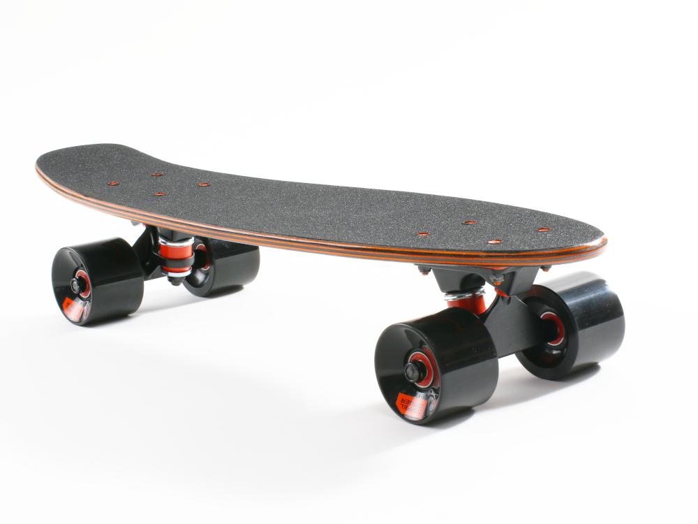 DSB002-DP ミニクルーザースケートボード 各部特徴画像