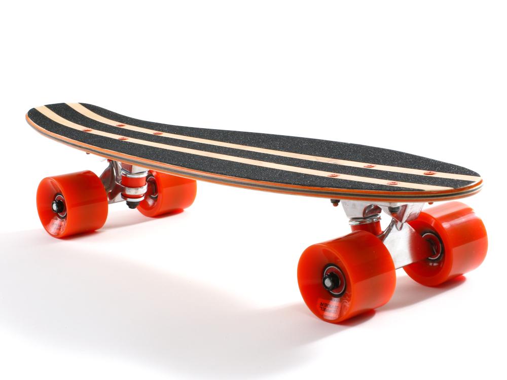 DSB002-NA ミニクルーザースケートボード 各部特徴画像