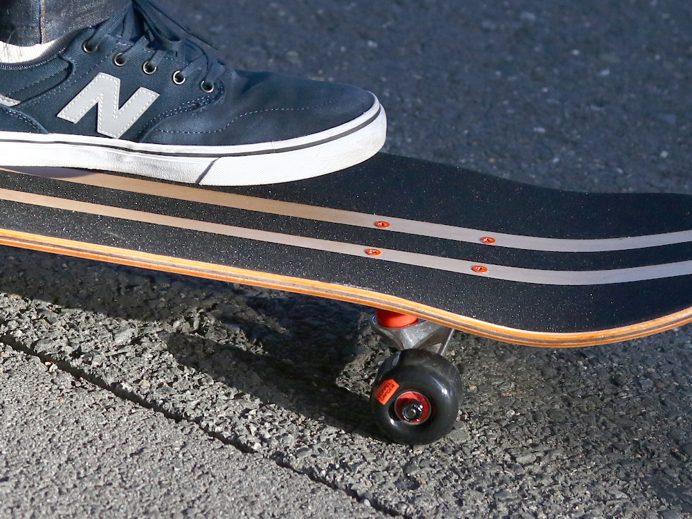 DSB001-NA スケートボード 各部特徴画像