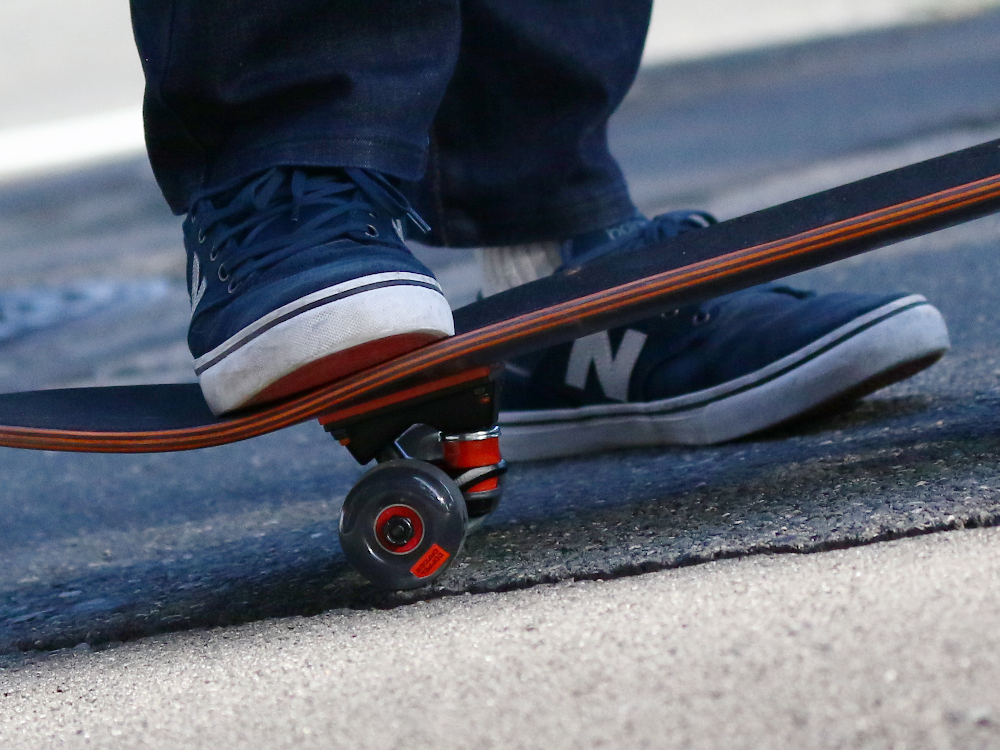 DSB001-DP スケートボード 各部特徴画像