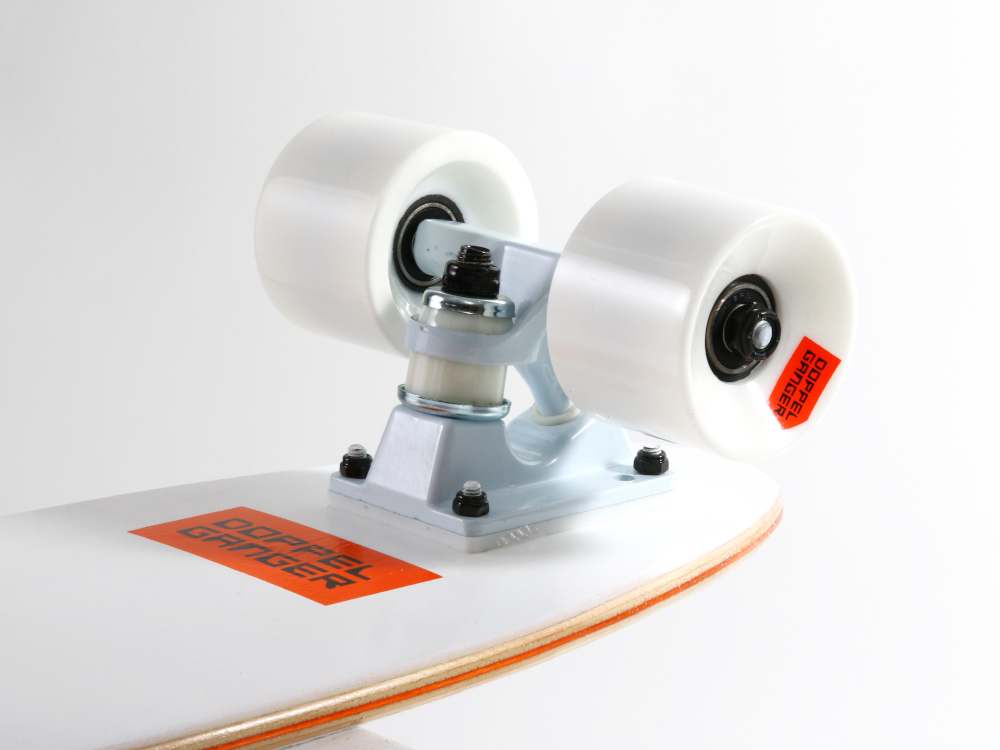 DSB002-WH ミニクルーザースケートボード 各部特徴画像