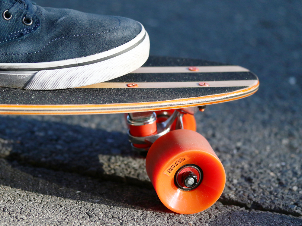 DSB002-NA ミニクルーザースケートボード 主な特徴の補足