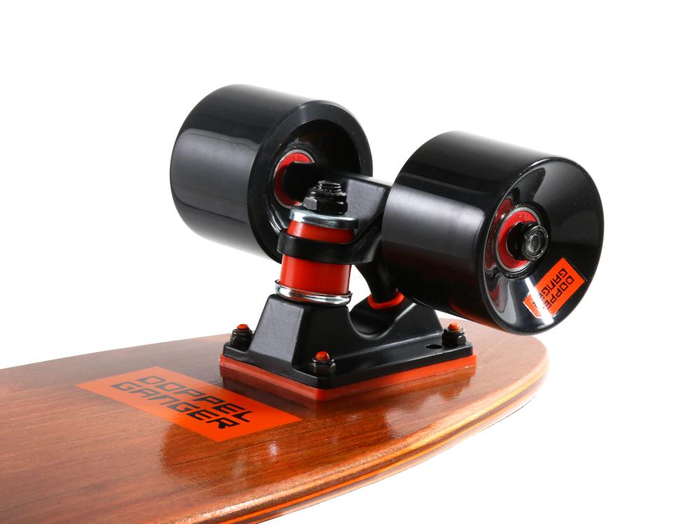 DSB002-BR ミニクルーザースケートボード 各部特徴画像