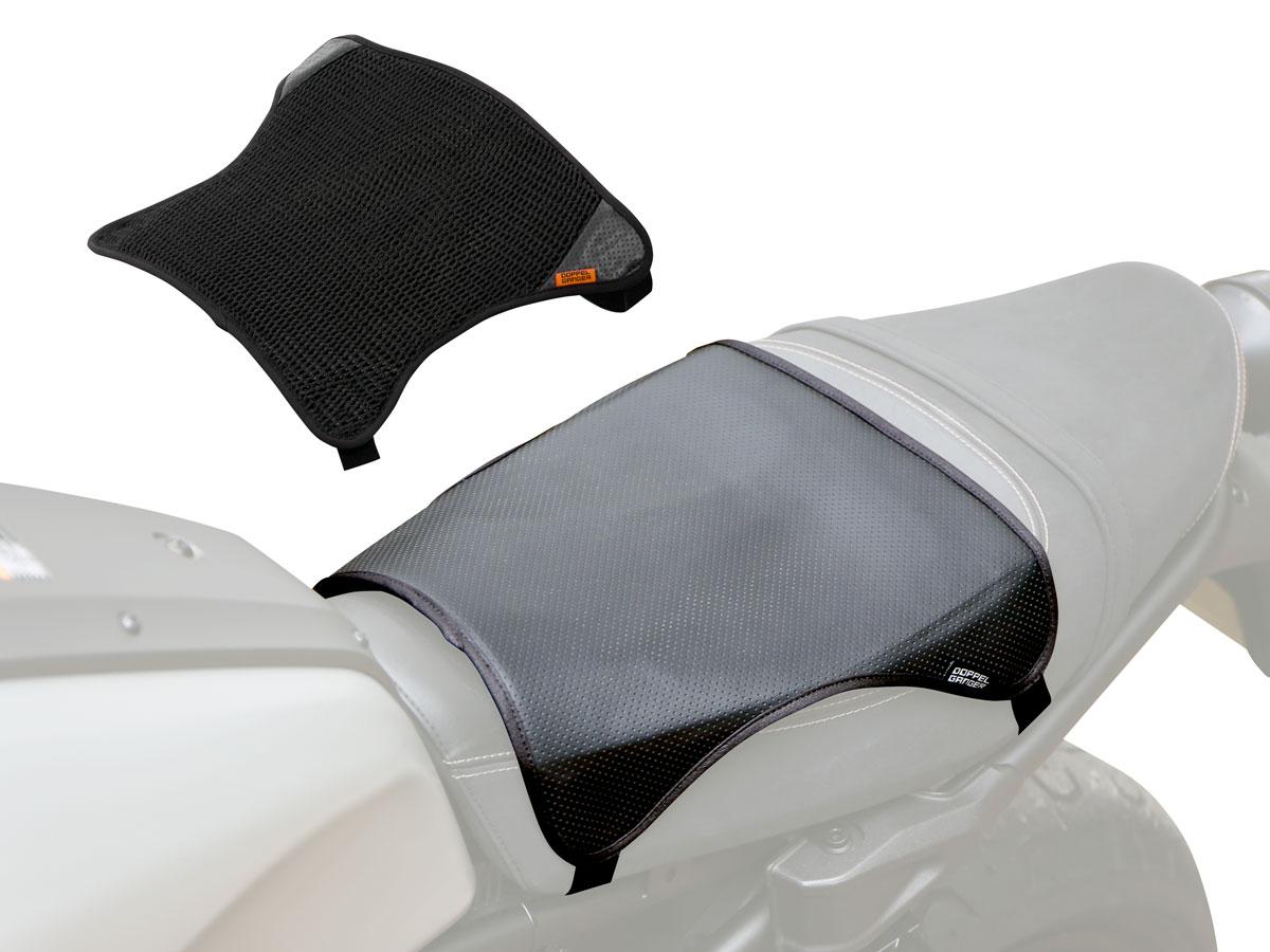 バイク用シートクッションセット クール&ゲル画像