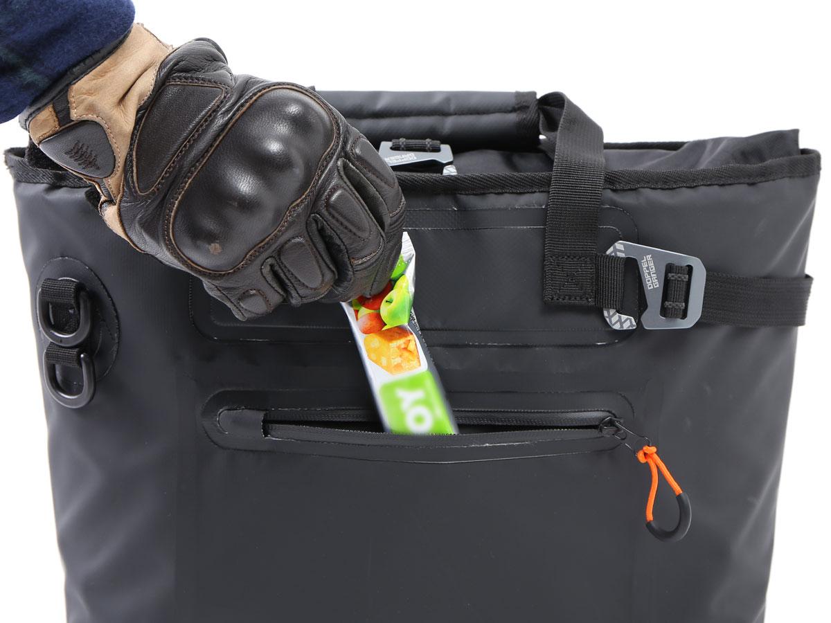 DBT510-BK ターポリンシングルサイドトートバッグ 主な特徴の補足