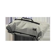 ターポリンツーリングシートバッグ