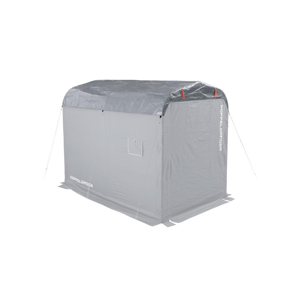 バイクガレージ2500 DCC538用 UV耐候ルーフ画像
