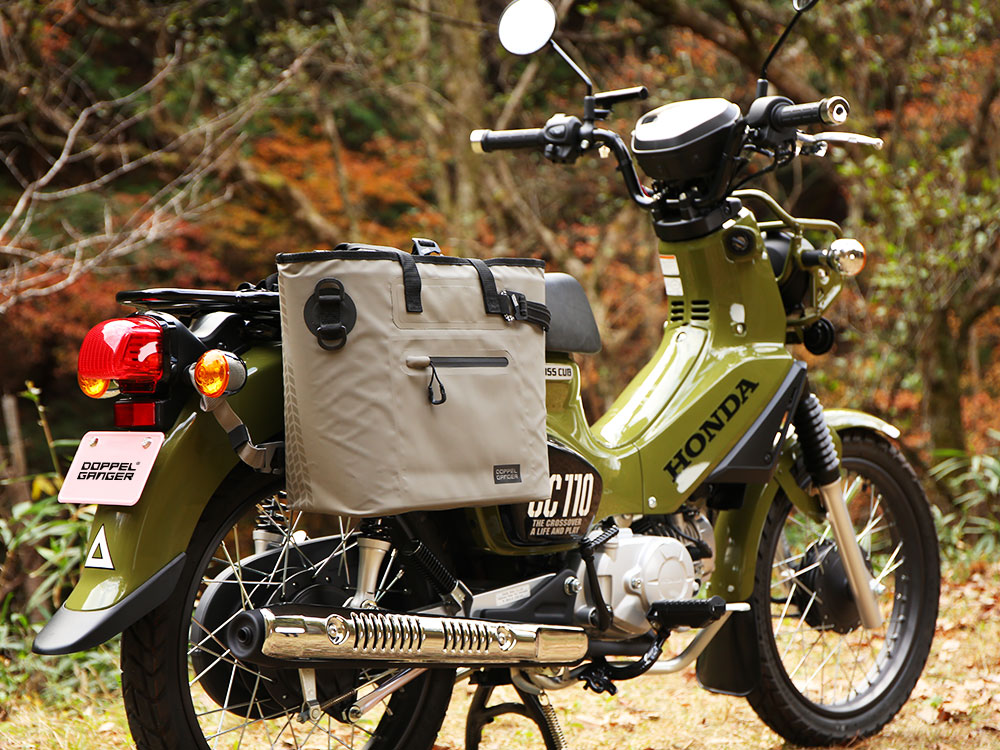 DBT510-KH ターポリンシングルサイドトートバッグ 主な特徴