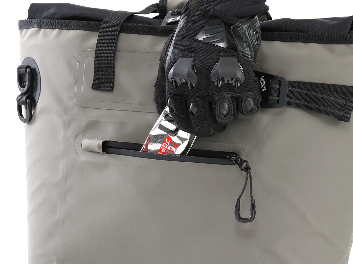 DBT510-KH ターポリンシングルサイドトートバッグ 主な特徴の補足