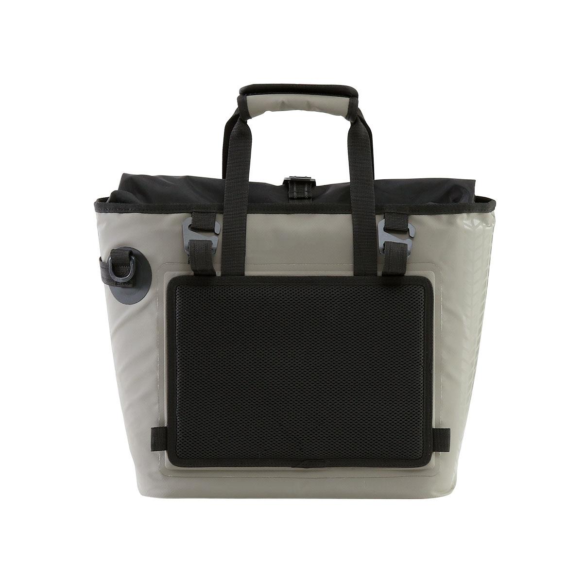 ターポリンシングルサイドトートバッグ画像