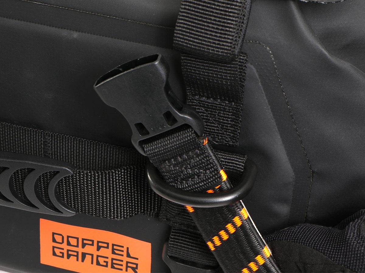 DBT575-BK ターポリンシートバッグ デイズ 各部特徴画像