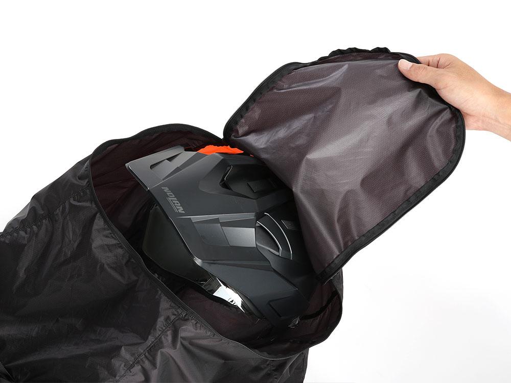 DBT597-BK ULヘルメットインエコリュック 主な特徴の補足