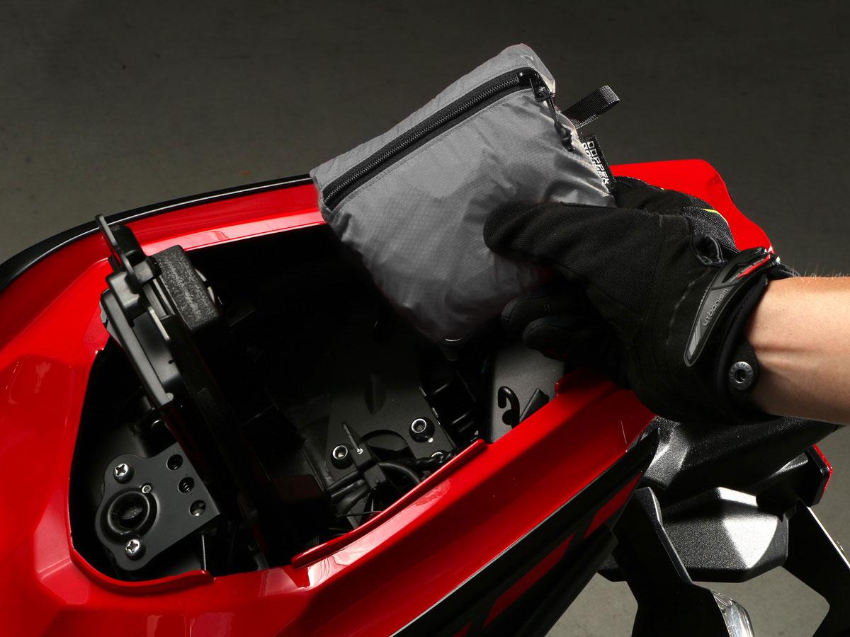 DBT601-YL ULショルダーバッグ 主な特徴の補足