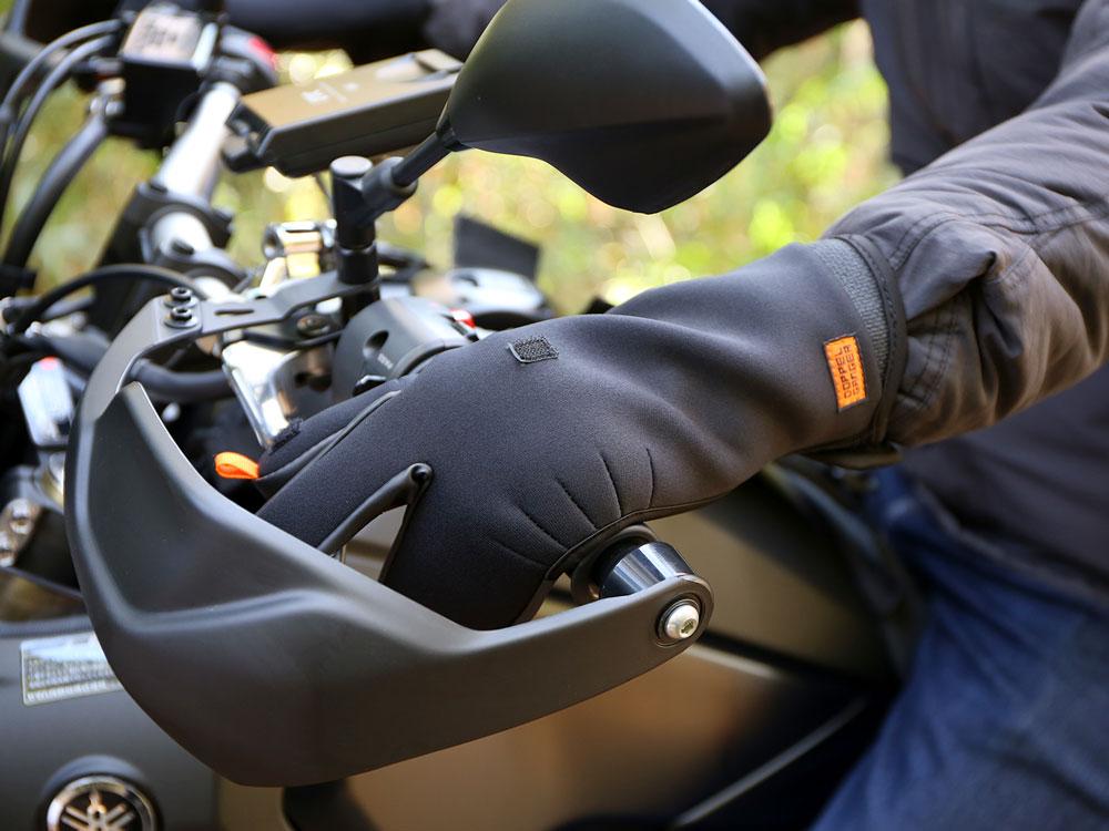 DGL602-BK バイク用オーバーグローブ 主な特徴